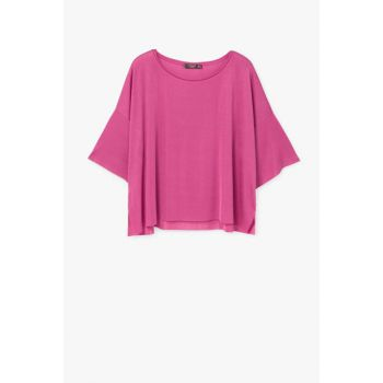 Women's Fuchsia T-Shirt 11050540