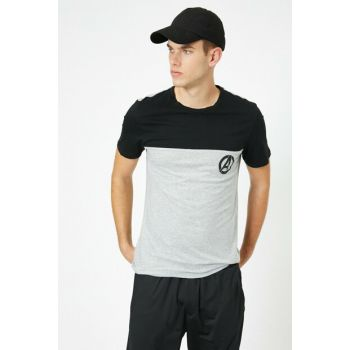 Men's Gray T-Shirt 0KAM12348YK