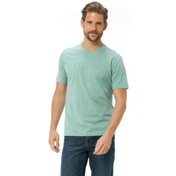 Men's Green T-Shirt 8S9847Z8