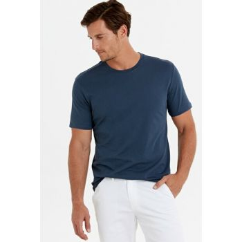Men's Indigo M0B T-shirt 9SC709Z8