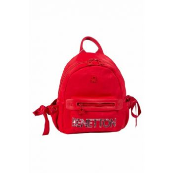 Red Women Backpack BNT2