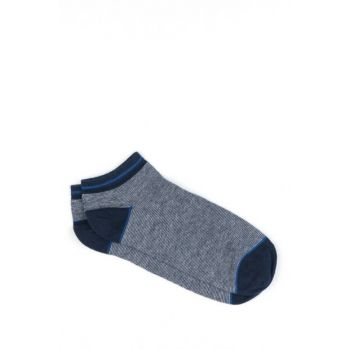 Men's Dark Blue Socks 090986-25723