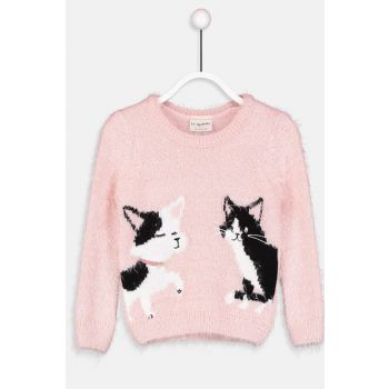 Girls' Sweater 8WG583Z4