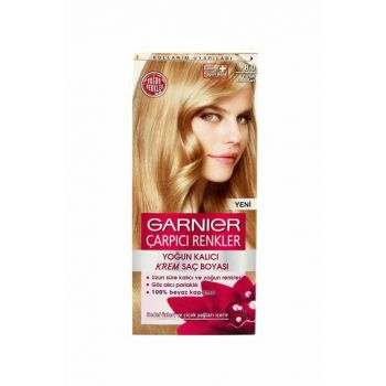 Hair Dye - Color Natural Scouring Colors 8 Bright Dark Yellow 3600541137042