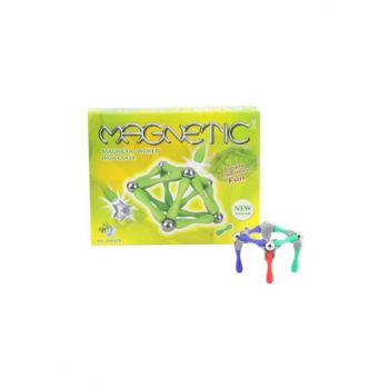 Building Sets with Magnetic Magnet - Green copy8698555780298