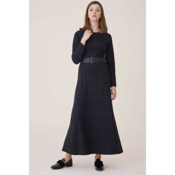 Women's Anthracite Dress Nassah-UU-9W6070