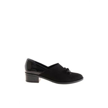 Black Women's Casual Shoes K06710210