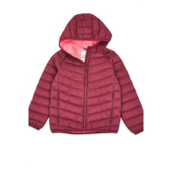 Red Girls Coat T74002442J