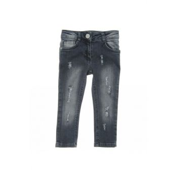 Girls' Denim Trousers 18221050100