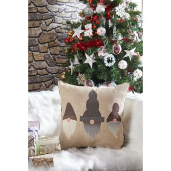 Decorative Pillow with Christmas Motif 8681846026328