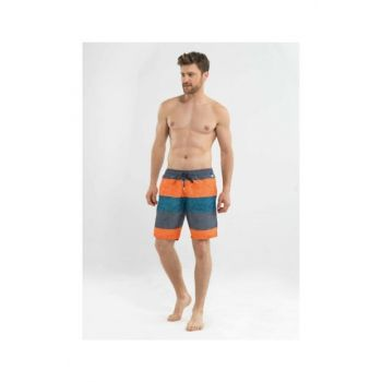 Men's Shorts Swimwear - 8565 - Patterned