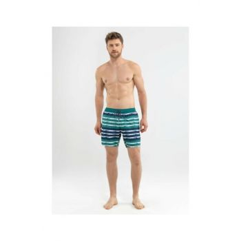Men's Shorts Swimwear - 8558 - Printed
