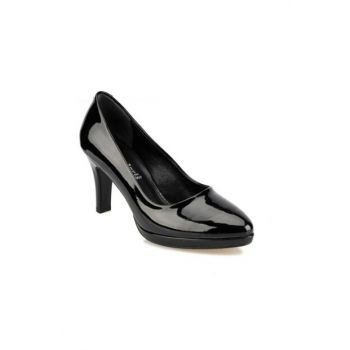 Black Women's High Heels Shoes 92.314106RZ