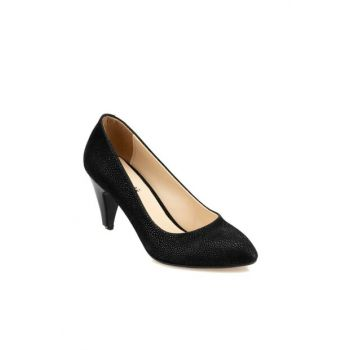 Black Women's High Heels Shoes 92.309023.Z