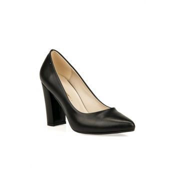 Women's Black Shoes 93415 462003