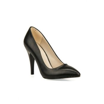 Women's Black Shoes 93415 462001