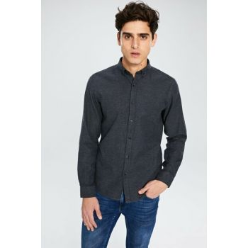Men's Anthracite Shirt 9WH349Z8