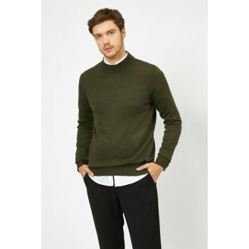 Men's Green Sweaters Bsc 0KAM92007LT