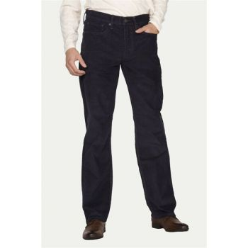 Men's Straight Straight Corduroy Trousers 00514-0797