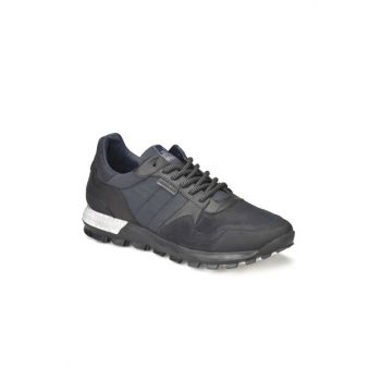 Men's Shoes 8-W Dustin Navy Blue / Navy 19W04DUSTIN