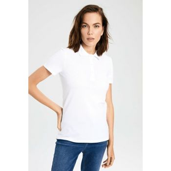 Women's White T-shirt 0S2253Z8