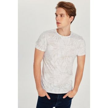 Men's White T-Shirt 9WR202Z8