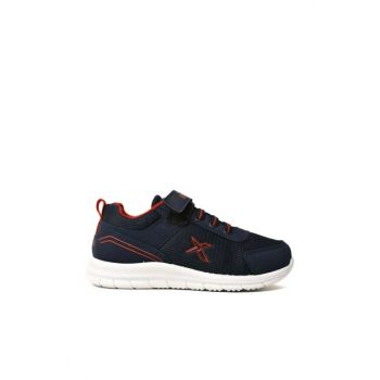 Navy Blue Sport Shoes 100357222-9Y 9YKNX0357222-N02