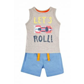 Baby Boy Shorts & T-Shirt Team PG084