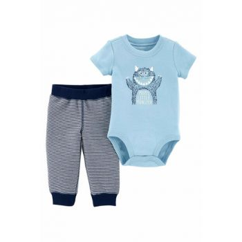 Blue Baby Boy Set of 2 121I833