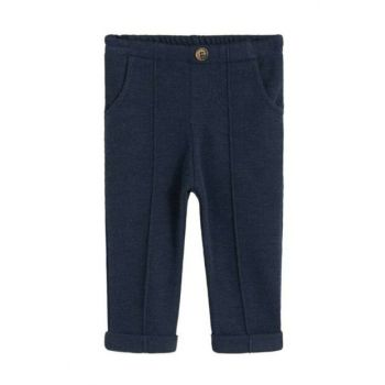 Straight Trousers With Pattern 67050240