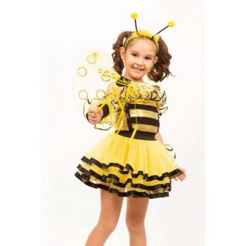 Bee Missbzz 12 Age Girl Costume ST00031-11