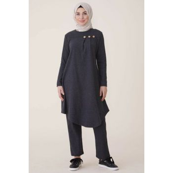 Women's Black Suit Nassah-UU-9W6009