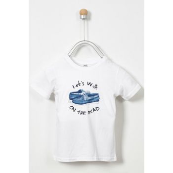 White Boy T-Shirt 19117161100