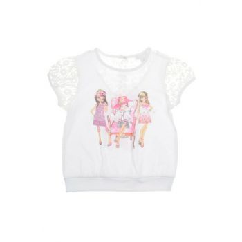 White Girl's T-Shirt 1813043100