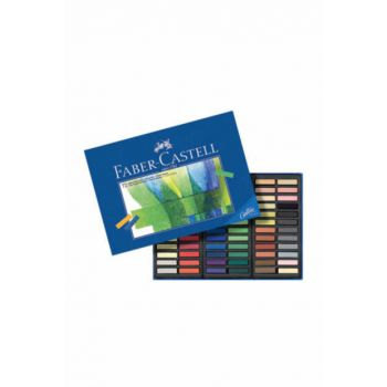 Faber-Castell Creative Studio Mini Powder Crayon (Soft) 72 Colors Half Length (5175128272) 417