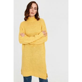 Women's Yellow Tunic 9WR148Z8