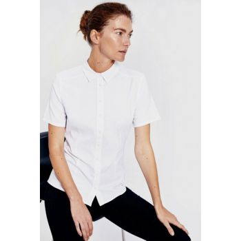 Women's Optical White Shirt 9SV975Z8