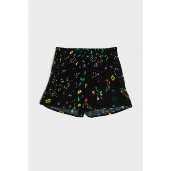 Black Child Patterned Sort 9YKG47709AW