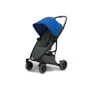 Quinny Zapp Flex Plus Baby Carriage Blue On Graphite / IB25974