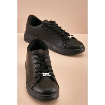 Black Women's Shoes K06643200