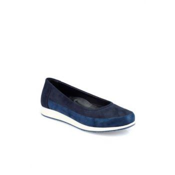 Navy Blue Women's Shoes 000000000100337311