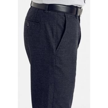 Men's Anthracite Trousers 8WL155Z8