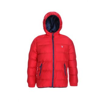 Sportive Boydolmont Kids Red Coat B10007-KRM