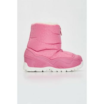 Girls' Light Pink E6T Snow Boots 9WG127Z4