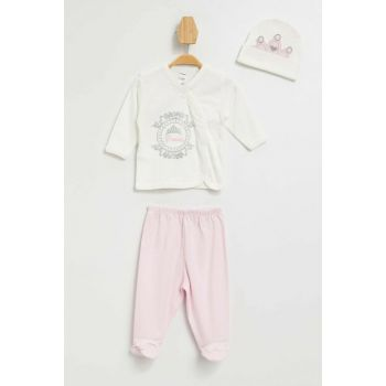 Baby Girl Printed Set of 3 M7118A2.19AU.ER212