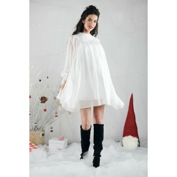Graciela Dress - White M2331