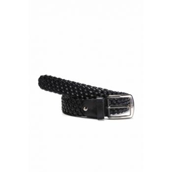 Black Men Belt 06KEH132360A100