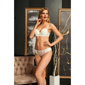 Women's Padded Padded Bra Set PSSN2348