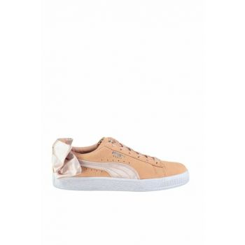 Women's Sneakers - Suede Bow Wn s - 36731707