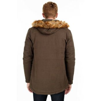 Hooded Slim Fit Coat MEN MONT 2162043W0